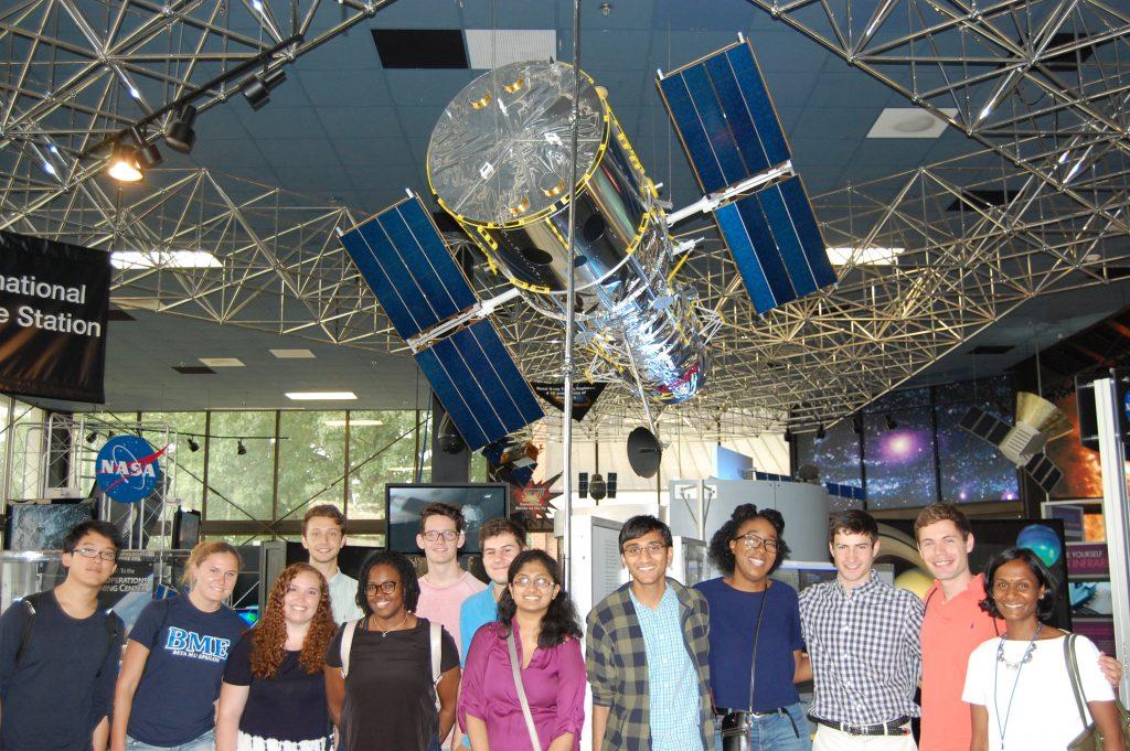 NASA Visit 2016