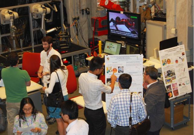 Robotics Industry Day 2014