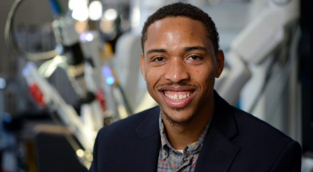 Jeremy D. Brown wins two grants to investigate haptic perception in robotic applications