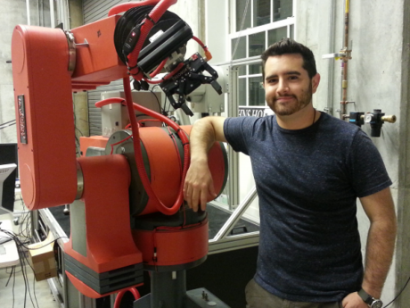Kel Guerin, Founder & CTO of READY Robotics – Interview Series