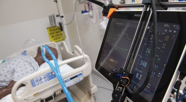 Hopkins ventilator robot wins top prize at UK Robotics Week Challenge
